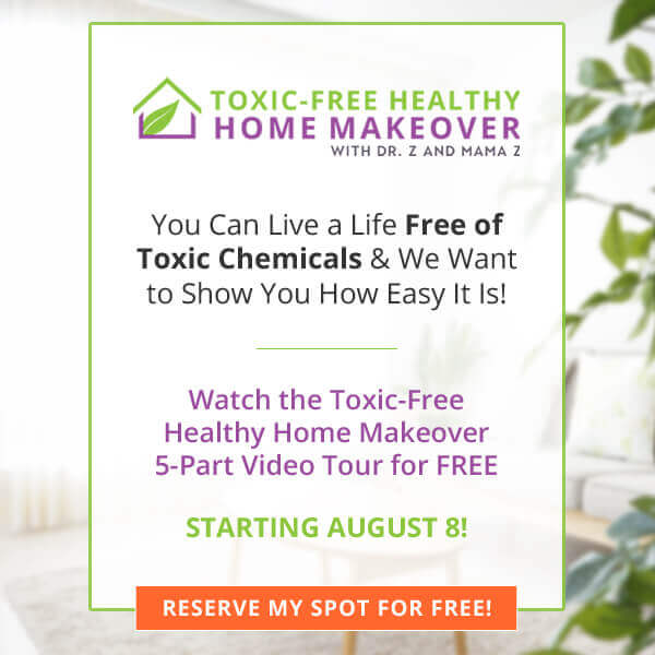 Toxic-Free Home Makeover
