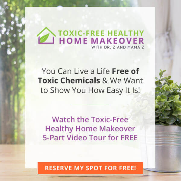 Toxic Free Healthy Home Makeover Video Tour