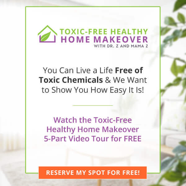 Toxic Free Healthy Home Makeover Video Tour 2