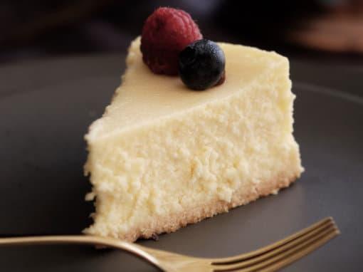 Allergy-Friendly Cheesecake No-Bake Recipe