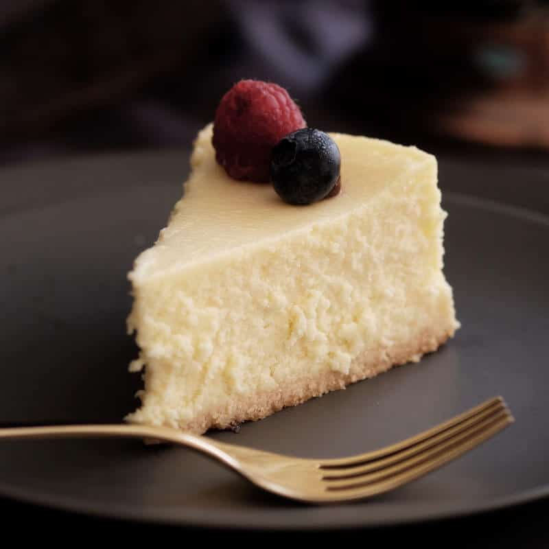 Allergy-Friendly Cheesecake No-Bake Recipe