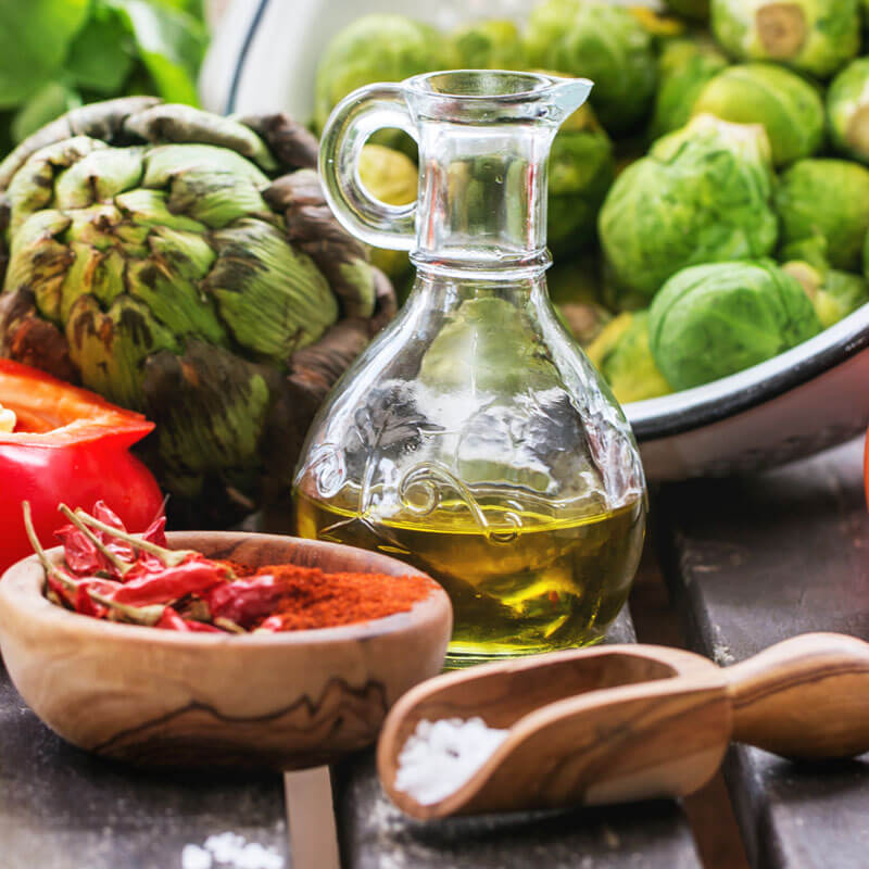 Cooking with Essential Oils for Nutrition and Flavor