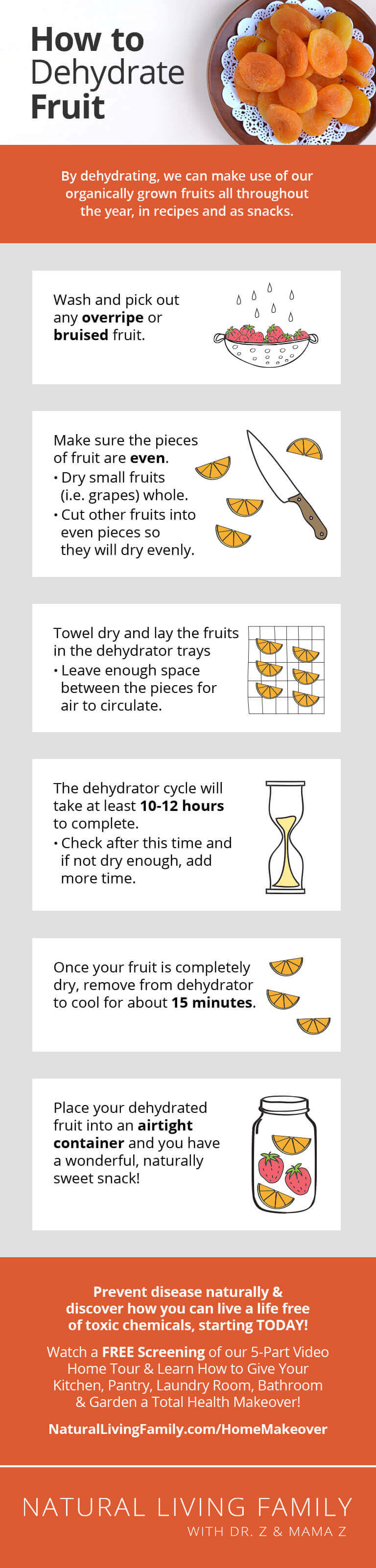 Dehydrator Guide: How to Dehydrate Fruit