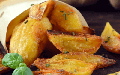 Oven-Roasted Potatoes Side Dish
