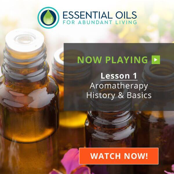 Essential oils book bonus 1