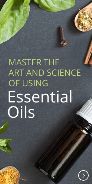 Essential Oils Training Sidebar Banner