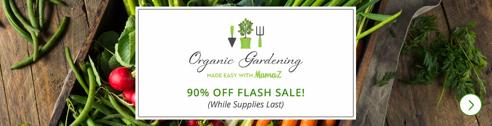 Organic Gardening with Mama Z - FREE Screening