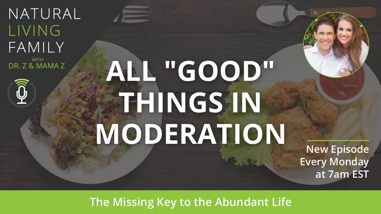 "All ""Good"" Things in Moderation – Podcast Episode #5"