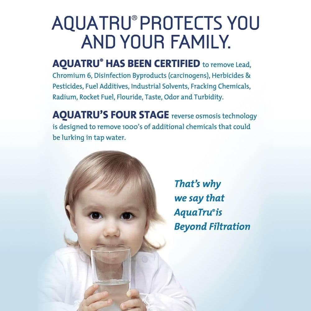 Aqua Tru Home Water Filtration System