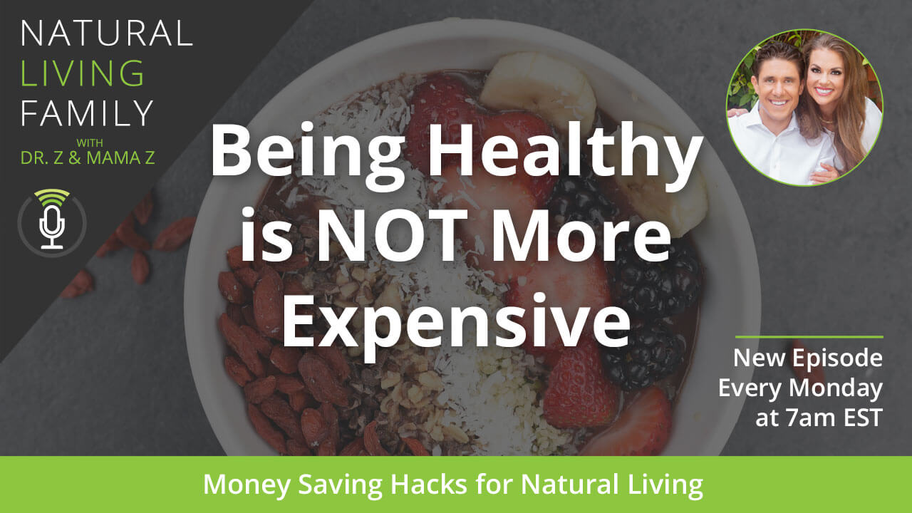 How to Live Healthy on a Budget – Podcast Episode 10