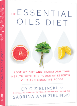 The Essential Oils Diet Book by Dr  Z and Mama Z