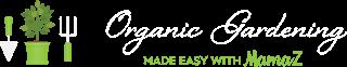 Organic Gardening Class Logo