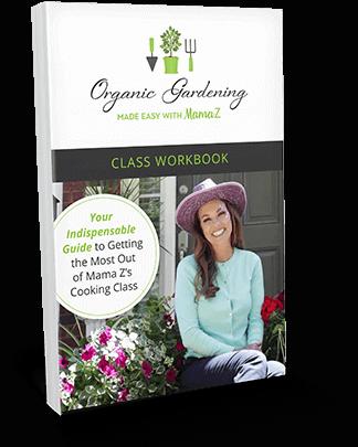 3D Garden Workbooks