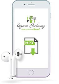 MP3 Garden Class Audio Files