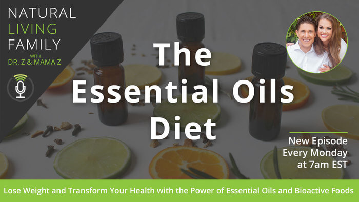 The Essential Oils Diet: Lose Weight and Transform Your Health with the Power of Essential Oils and Bioactive Foods Podcast Episode 16