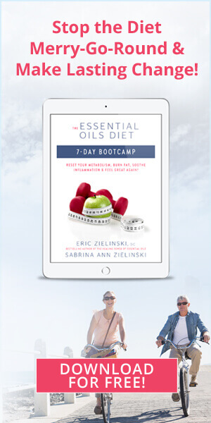 The Essential Oils Diet 7-Day Bootcamp - Free Download