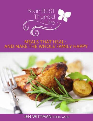 Heal-Your Gut Summit Jen Wittman Meal Plan