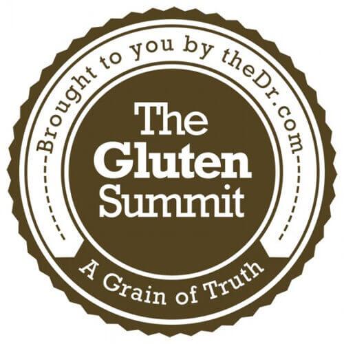 Dr OBryan Gluten Summit logo, Free gift 1