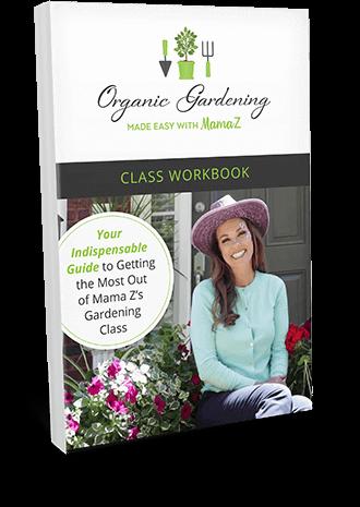 Organic Gardening Class Workbook