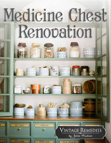 Heal Your Gut Summit Medicine Chest Renovation