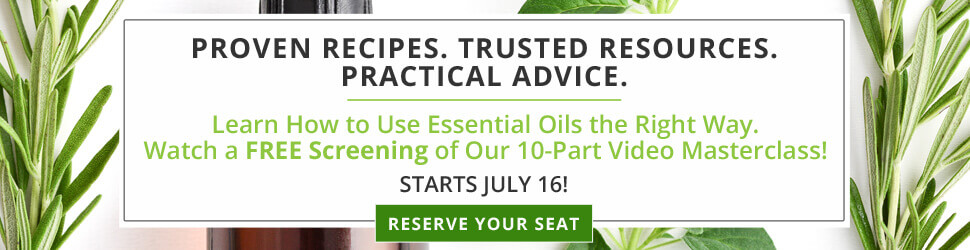 Learn How To Use Essential Oils Online Course - July 16