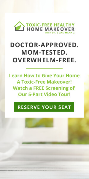 Register to Watch the Toxic-Free Healthy Home Makeover