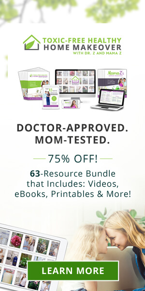 Learn How To Detox Your Home to Prevent and Treat Diseases - 75% Off Sale Ends Soon