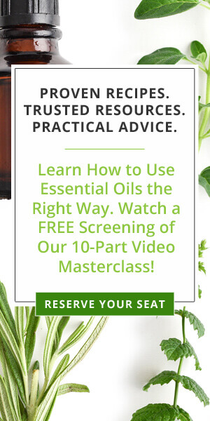 Learn How to Use Essential Oils the Right Way - Reserve Your Seat for FREE Screening