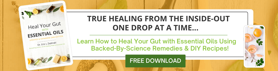 Heal Your Gut with Essential Oils Book_Web Banner