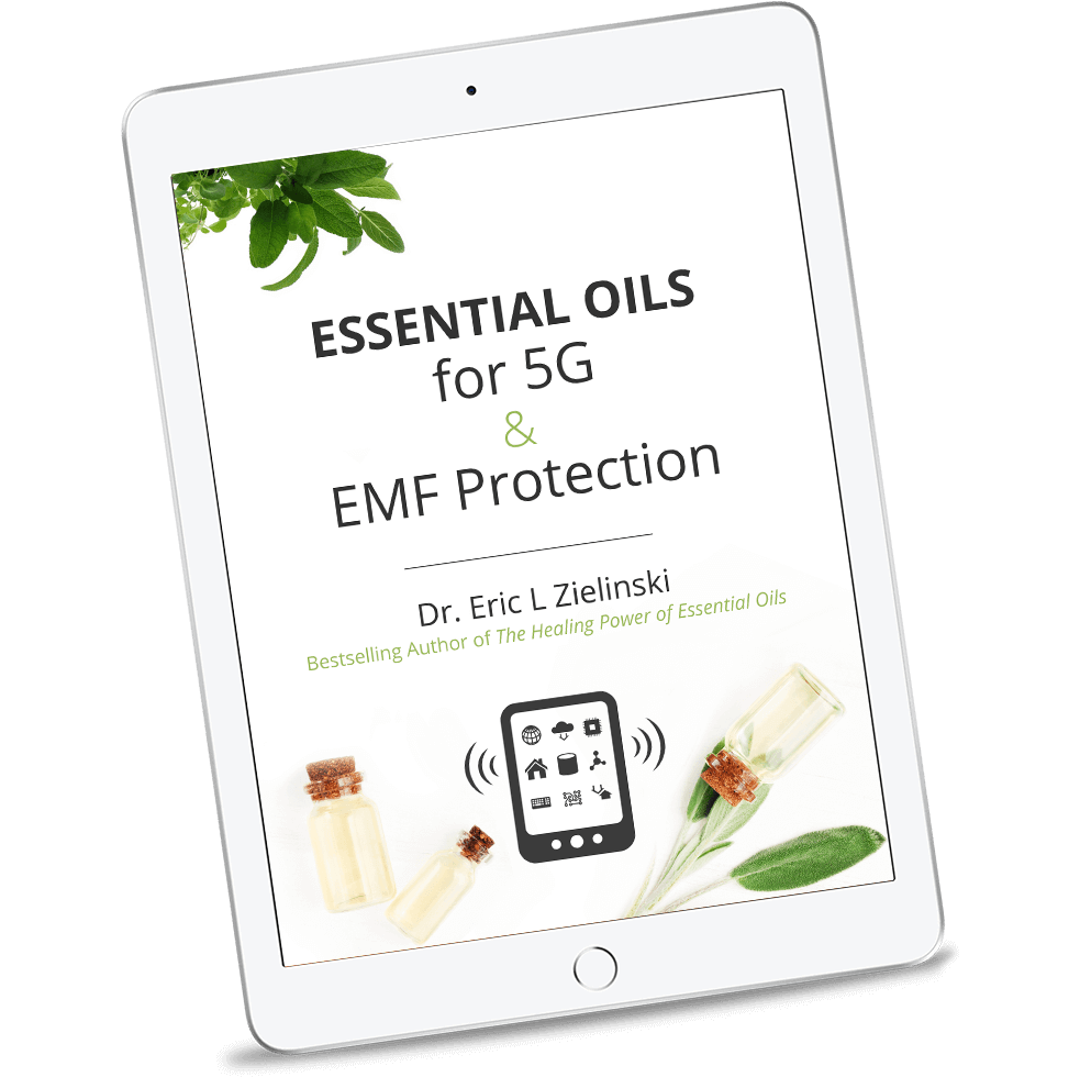 Essential Oils for 5G & EMF Protection eBook