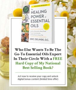 Get a FREE Hard Copy of The Healing Power of Essential Oils