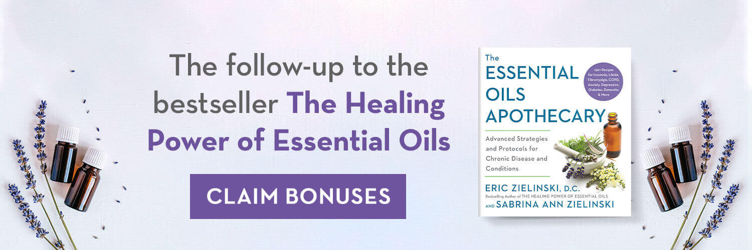 The follow-up to the bestseller The Healing Power of Essential Oils